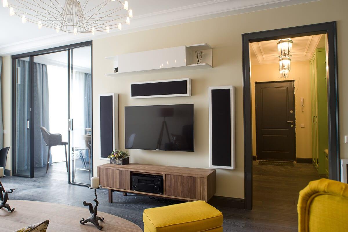 Дизайн квартир фото четырехкомнатная квартира